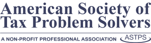 American Society of Tax Problem Solvers Logo
