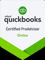 QuickBooks Online ProAdvisor Logo