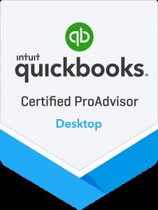 QuickBooks Desktop ProAdvisor Logo