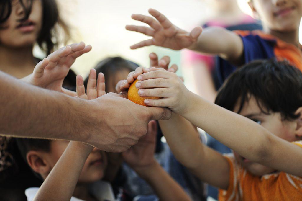 Nonprofit helping kids