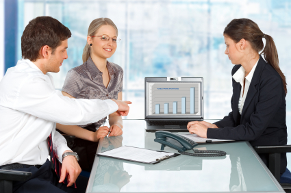 Group Bookkeeping Business meeting
